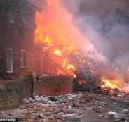 انفجار في اكسفورد