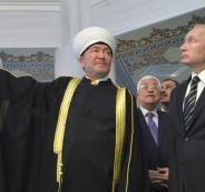 الرئيس الروسي والمسلمين