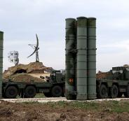 صواريخ اس 400 في تركيا