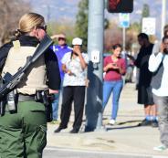 مسلح يقتل 3 رهائن وينتحر في كاليفورنيا