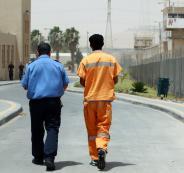 سجين روسي يصيب 3 سجانين وضابط كبير اسرائيلي