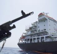 ايران وناقلة النفط البريطانية