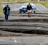 زلزال يضرب نيوزيلندا