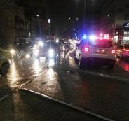 الشرطة الفلسطينية والمنخفض