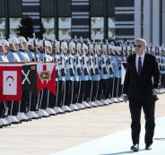 الرئاسة  التركية والنظام السوري