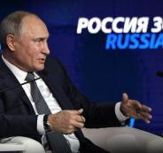 الرئيس الروسي يعرب تعن استعداده للقاء ترامب، وعن استمرار الحرب مع اوكرانيا