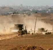 الاحتلال يستهدف المناطق الشرقية من قطاع غزة