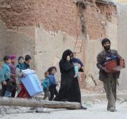 انتهاكات النظام السوري