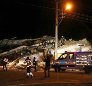 ضحايا زلزال شرق تركيا