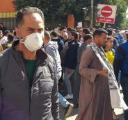 اصابات بفيروس كورونا في مصر