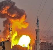 الامم المتحدة وغزة