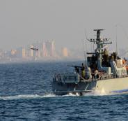 اعتقال صيادين قبالة بحر غزة