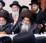 حاخام اسرائيلي مناهض لاسرائيل