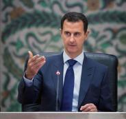 الأسد وداعش