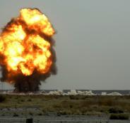 قصف اسرائيلي يستهدف العراق