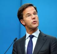 رئيس الوزراء الهولندا: صدمنا لعدد القتلى الكبير الذي سقط في غزة