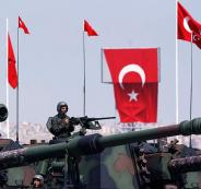 قاعدة عسكرية تركية في السعودية