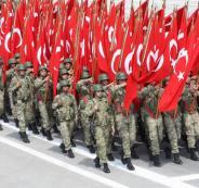 قاعدة عسكرية تركية في قطر