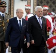 عباس في تونس