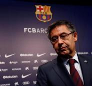 رئيس برشلونة