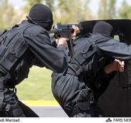 هجوم بمترو طهران