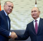 تركيا وروسيا وادلب