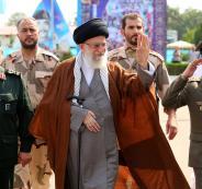 خامنئي والجيش الايراني
