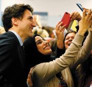 ترودو والمهاجرين في كندا