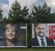 الانتخابات التشريعية في المانيا