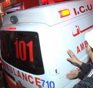 وفاة طفل 4 أيام ألقاه والده من الطابق الرابع في غزة