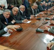 عزام الاحمد ومنظمة التحرير