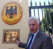 تركيا تستدعي السفير الألماني بسبب