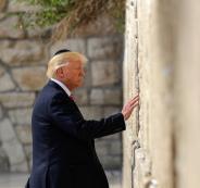 ترامب يخطط للمشاركة في افتتاح السفارة الاميركية في القدس