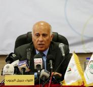 الرجوب بعد توقيع اتفاق المصالحة: لا عودة للوراء بالمطلق