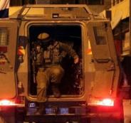 اعتقالات بالضفة الغربية