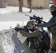 إصابة شابين إحداهما جروحه خطيرة برصاص الاحتلال جنوب نابلس