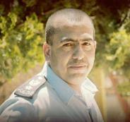 اصابة المقدم لؤي زريقات بحادث سير شرق القدس