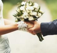 زفاف جماعي في الخليل