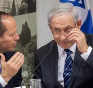 رئيس بلدية القدس ونتنياهو