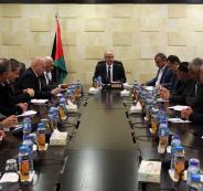الحمد الله والمخيمات الفلسطينية