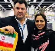لقاء غير مسبوق بين إيرانية وإسرائيلي في ألمانيا
