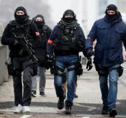 اصابة متظاهرين في فرنسا