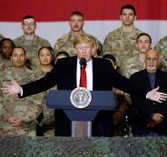 ترامب والتدخل في الشرق الأوسط