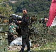 40% مناطق سيطرة الجيش السوري