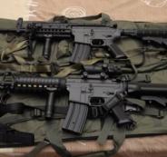 الاستيلاء على قطع سلاح في تياسير