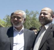 وفد حماس الى القاهرة