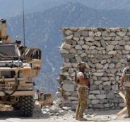 نشر جنود امريكيين في افغانستان