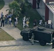 قتلى وجرحى بإطلاق نار داخل مدرسة بولاية فلوريدا الاميركية