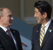 اليابان وروسيا