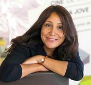 المخرجة السعودية هيفاء منصور